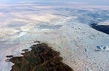 Sông băng ở Greenland dày lên sau nhiều năm tan chảy