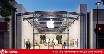 Apple cân nhắc sớm mở lại một số cửa hàng bán lẻ
