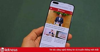 Cận cảnh Huawei P40 Pro tại Việt Nam: Camera zoom 5x, đối thủ của Samsung Galaxy S20+