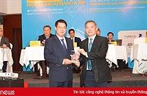 VNPT nhận giải Nhà mạng có chất lượng dịch vụ băng thông rộng cố định tốt nhất Việt Nam