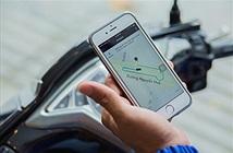 Uber giới thiệu xeôm UberMoto, GrabBike phản pháo