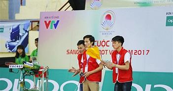Sân chơi công nghệ Robocon Việt Nam chia tay nhà tài trợ Toyota sau 15 năm
