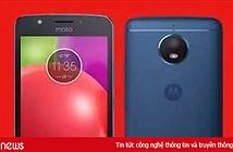 Smartphone giá rẻ Moto E4 Plus của Motorola sở hữu pin khủng 5.000 mAh