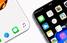 iPhone 8 cũng không trang bị Touch ID trên lưng