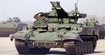 """Quân đội Nga trang bị hàng loạt """"kẻ hủy diệt"""" BMPT-72"""
