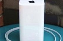 Apple dừng sản xuất các thiết bị router không dây