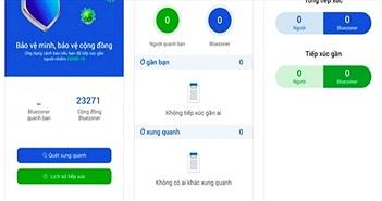 """""""Cuộc chiến"""" COVID-19: Bộ TT&TT kêu gọi cài Bluezone lên mọi smartphone"""