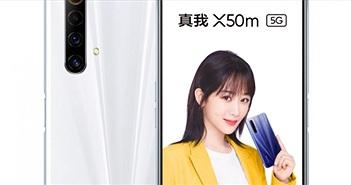 Trình làng Realme X50m 5G: Màn hình chơi game tuyệt đỉnh ở mức giá 6 triệu