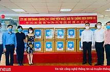 ZTE HK Việt Nam tài trợ 40.000 khẩu trang y tế cho Bệnh viện Nhiệt đới Trung Ương