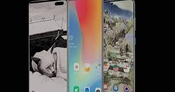 Một smartphone bí ẩn của Samsung xuất hiện trên Galaxy Store