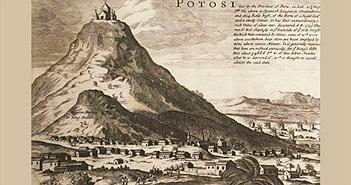 Truyền thuyết ngọn núi Bạc của Vương quốc Inca