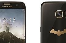 Samsung giới thiệu Galaxy S7 Edge Injustice Edition dịp 3 năm tuổi game Injustice: Gods Among Us