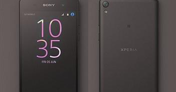 Sony chính thức xác nhận sự tồn tại của Xperia E5