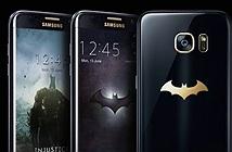 Chiêm ngưỡng Samsung Galaxy S7 Edge phiên bản Batman giới hạn