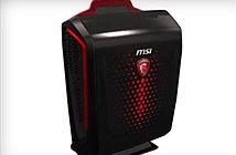 MSI ra mắt PC chuyên game có thể đeo như balô