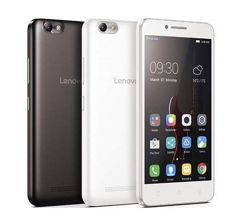 Smartphone giá rẻ Lenovo VIBE C về Việt Nam