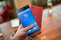 Sony Xperia M5 camera 21Mpx sắp về đến Việt Nam với giá sốc
