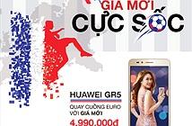 Huawei giảm giá cực sốc Chào Euro 2016