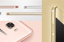 Samsung ra mắt Galaxy C: giá tầm trung, cấu hình mạnh