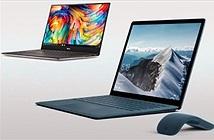 Microsoft Surface đọ sức cùng Dell XPS 13