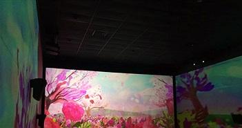 CGV chính thức đưa công nghệ chiếu phim Screen X đến Việt Nam