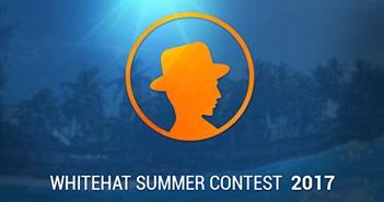 Đang diễn ra cuộc thi WhiteHat Summer Contest 2017