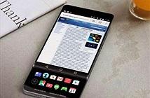 Thêm bằng chứng smartphone LG V30 trang bị 2 màn hình