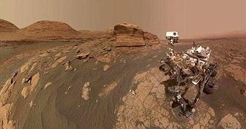 Tàu thăm dò Trung Quốc không có cửa so với tàu NASA trên Hỏa tinh?