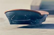 Lexus ra ván trượt bay Slide