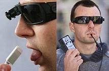 Thiết bị thông minh cho phép người mù nhìn đường...bằng lưỡi