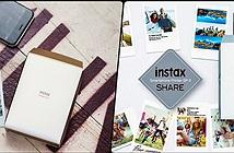 Fujifilm Instax Share Sp-2: Máy in ảnh bỏ túi thời trang, in ảnh đẹp hơn, dễ dùng hơn, giá $199