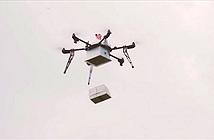 Chuyến giao hàng đầu tiên bằng thiết bị bay không người lái