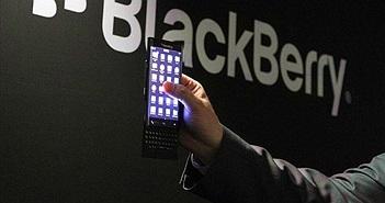 BlackBerry tuột dốc không phanh ở mảng kinh doanh điện thoại