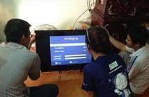 SDTV hỗ trợ khách hàng thu gói kênh DVB-T2 trên mạng truyền hình cáp HTVC