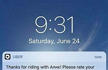 Ngồi ở Sài Gòn, khách bị trừ tiền đi Uber tại Nga, Australia