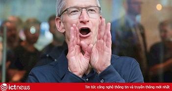 CEO Apple Tim Cook chia sẻ một quy luật mà mọi nhà lãnh đạo nên làm theo