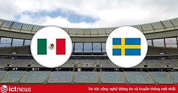 """Dự đoán kết quả tỉ số trận Mexico vs Thụy Điển hôm nay của """"nhà tiên tri"""" mèo Cass"""