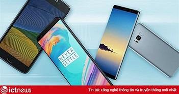 Samsung Galaxy S9 là điện thoại Android tốt nhất