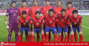 World Cup 2018: Kết quả vòng loại, lịch thi đấu của đội tuyển Hàn Quốc