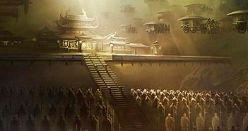 Tìm thấy hài cốt sinh vật lạ trong lăng mộ người thân Tần Thủy Hoàng