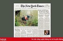 Chuyện phía sau tấm ảnh hai cha con người di cư chết đuối ở biên giới Mỹ