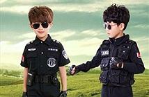 4 cậu bé bắt gọn tội phạm nhờ thứ chả ai ngờ