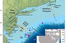 Phát hiện biển nước ngọt khổng lồ dưới Đại Tây dương