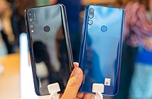 Trên tay Huawei Y9 Prime 2019: màn hình không viền, 3 camera sau, camera selfie pop up