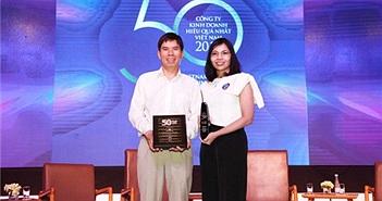 """Thế Giới Di Động lần thứ 3 dẫn đầu top """"50 Công ty kinh doanh hiệu quả nhất Việt Nam"""""""