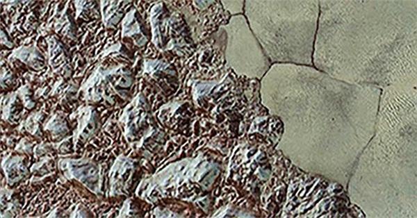 Sao Diêm Vương có một đại dương rộng lớn trong 4,5 tỷ năm qua