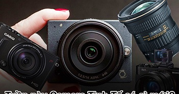 TIN TỔNG HỢP CAMERA tuần cuối tháng 7: So sánh Samsung S6 Edge và LG G4, nhiều kỹ thuật chụp hay,...