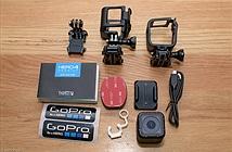 Trên tay GoPro Hero4 Session: nhỏ bằng 2 ngón tay