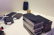 Triệt phá đường dây sản xuất 40.000 chiếc iPhone giả tại Trung Quốc