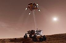 5 cách hạ cánh độc đáo trên sao Hỏa
